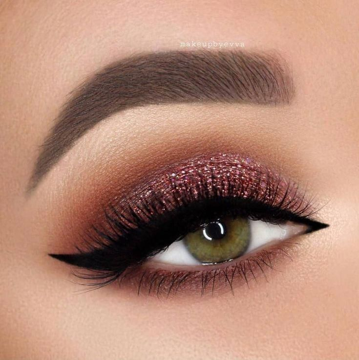 Augen Make-up #makeupideas #eyemakeupsmokey #browneyemakeup – Eyeshadow Looks