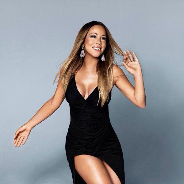 Mariah Carey is so beautiful like a butterfly and all ways will be a beautiful butterfly . We love you Mariah carey