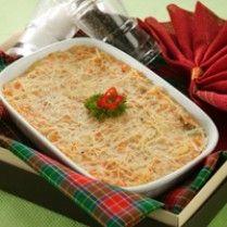 lasagna bayam krim ayam