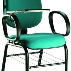 Cadeira Universitaria com Prancheta Escamoteavel Curitiba
