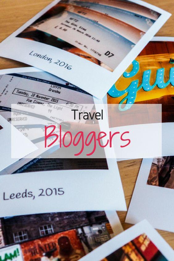 Travel Bloggers | almostginger.com