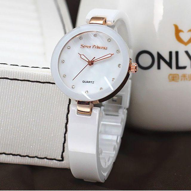 Pierre Cardin Women's Stainless Steel Date Quartz Wristwatch- Nice!