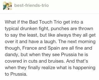 NOOOOO DID ANYONE ELSE HEAR ABOUT THE NEW PRUSSIA UPDATE AS WELL I just died a little more inside at this ...