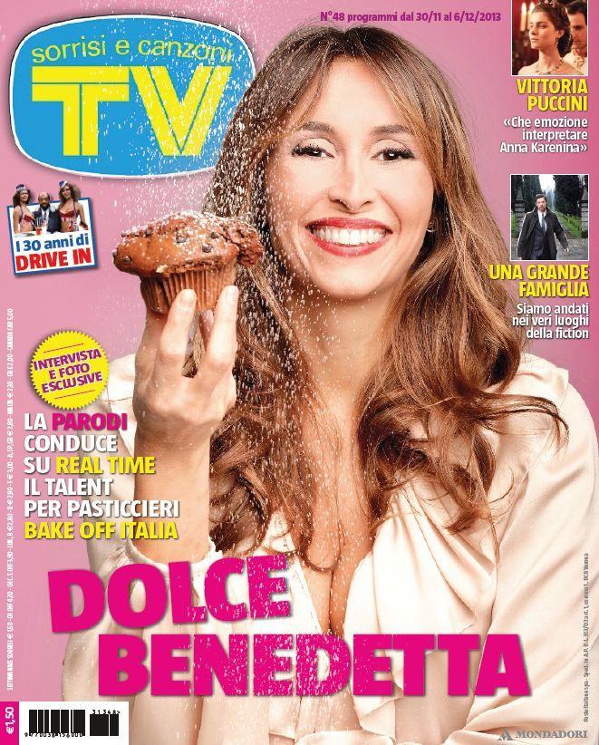Sorrisi e Canzoni n. 48 del 30/11/13 Italian | True PDF | 148 pages | 43,13 MbProgrammi TV dal 30 Novembre al 6 Dicembre 2013