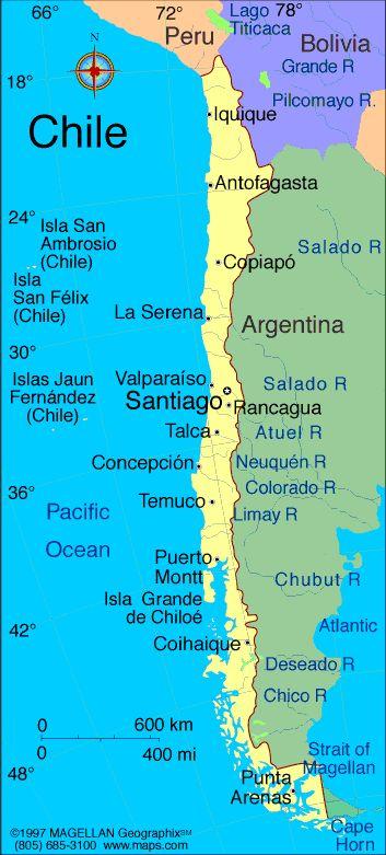 Concepcion, Chile (2012)
