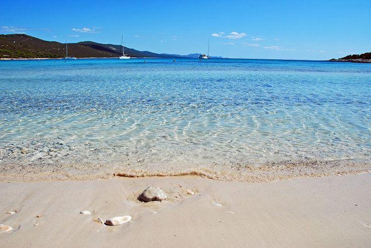 Saharun Beach (Dugi Otok), Croatia.