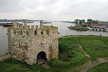 Festung in Smederevo (Serbien)