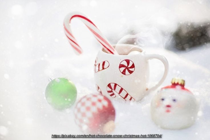 Gift Ideas: Peppermint Cocoa Mug for Christmas Gifts