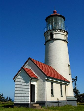 Cape Blanco Light. Oregon