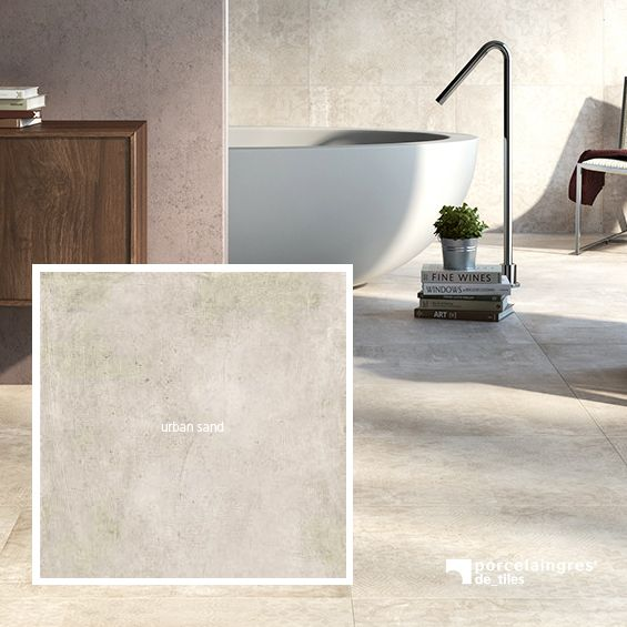 What is your idea of style? Wether you think it's minimal or old-fashioned, modern or accurate, URBAN SAND from Urban Collection is the answer. An eclectic and versatile product that can adapt to every space.