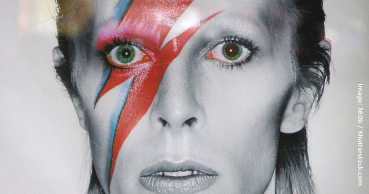 The Reason Behind David Bowie's Interesting Eyes
