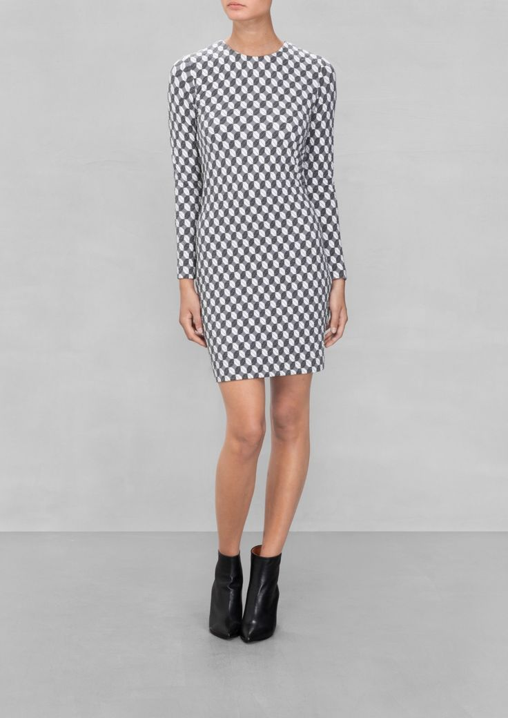 & Other Stories   Fitted Dress