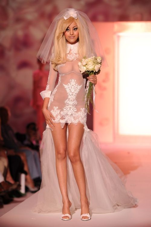 30 Best Images About Wedding Dress Fashion Show On