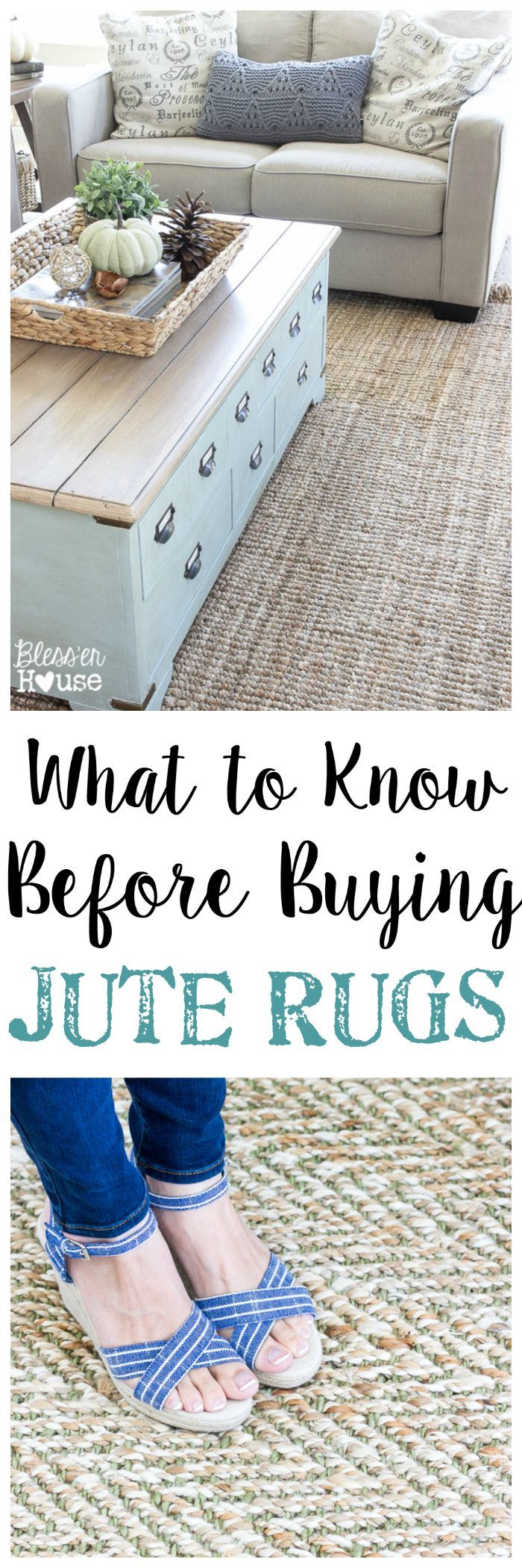Best place to buy an area rug - What To Know Before Buying Jute Rugs