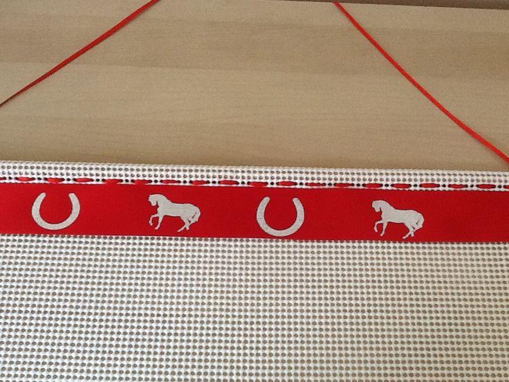 HORSE SHOES AND HORSES, Rosette holder, rosette board, rosette frame