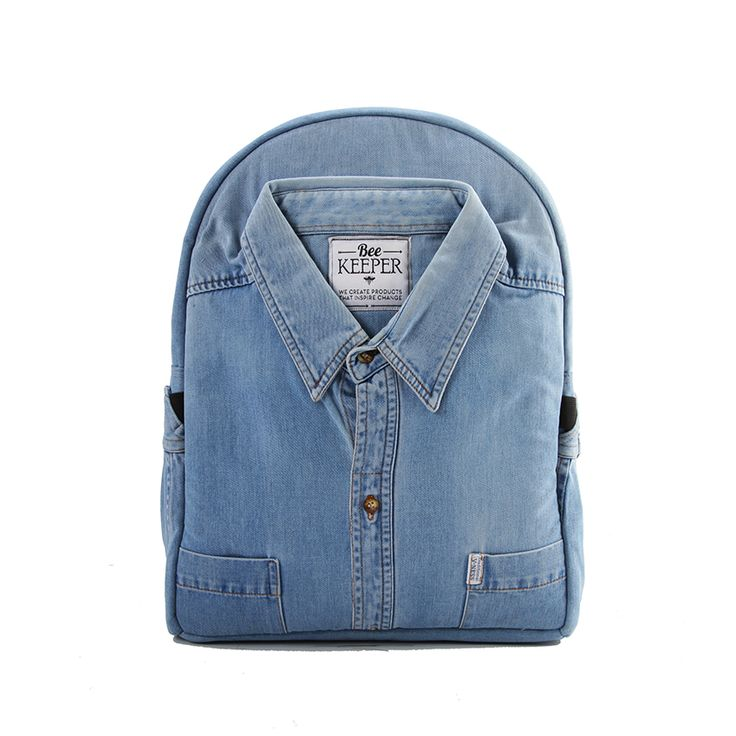 The BeeKeeper backpacks will tackle the world's massive textiles waste issues head on whilst funding an English Program in a school in rural Cambodia, giving each child a rich future of quality education.