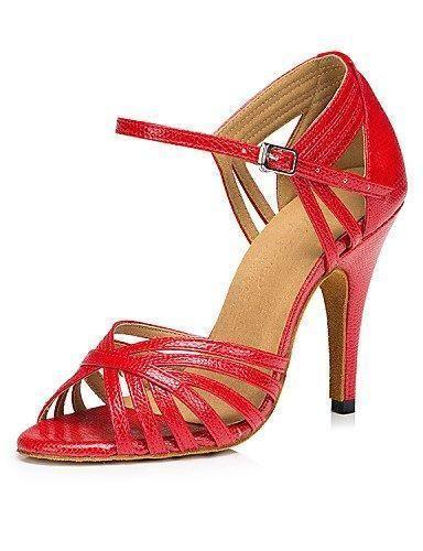 Oferta: 69€. Comprar Ofertas de &G&g& 2016 Zapatos de baile ( Otro ) - Latino - No Personalizables - Tacón Stiletto , gold-us7.5 / eu38 / uk5.5 / cn38 , gold barato. ¡Mira las ofertas!