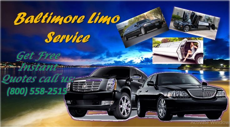 Baltimore Limo Service provide you with a great way to travel with your family and friends. Providing service for all occasions and to all airports. ! Booking us immediately and calling us at: (800) 558-2515.Visit us: http://limonationwide.com/baltimore-limo-service/