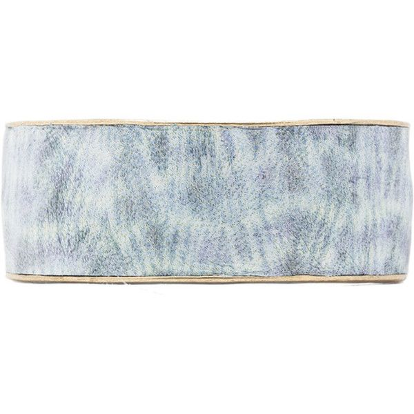 Isabel Marant Aya Cuff ($109) ❤ liked on Polyvore featuring jewelry, bracelets, clutches, isabel marant, cuff jewelry, cuff bangle and isabel marant jewelry