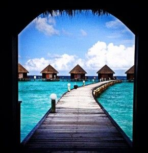 Overwater Bungalows & Maldives Water Villas, Water Villa Holidays and Resorts