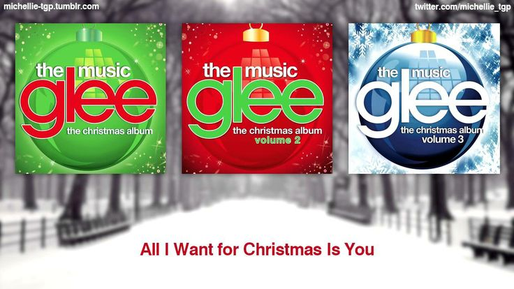 All Christmas Songs from Glee including We Need a Little Christmas Deck the Rooftop Merry Christmas Darling The Most Wonderful Day of the Year Last Christmas