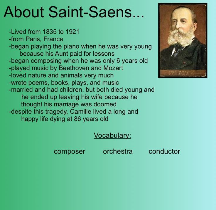 Composer of the Month 2013-2014  Beethoven Saint-Saens Tchaikovsky Bach Gershwin Mozart Rodgers and Hammerstein