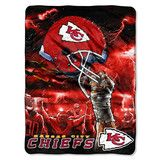 Use this Exclusive coupon code: PINFIVE to receive an additional 5% off the Kansas City Chiefs Sky Helmet Raschel Throw at SportsFansPlus.com