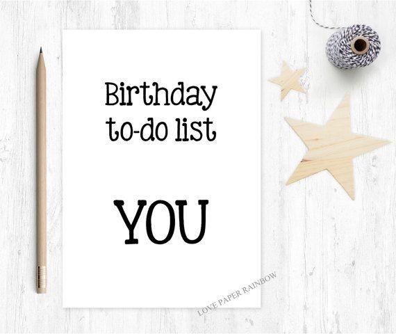 25+ Unique Rude Birthday Cards Ideas On Pinterest