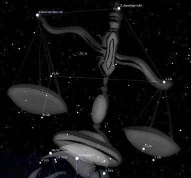 diane.ro: Zodia şi constelaţia Balanţei: Legendă şi mit