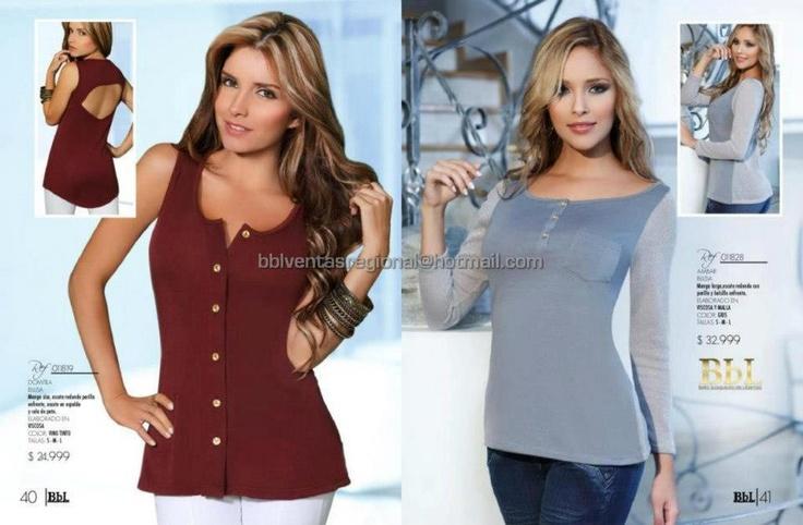 Con esta blusa y este camibuso las mujeres BBL Style nos vemos esplendidas hoy día mundial de la tierra.