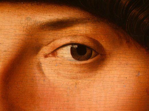 Antonello da Messina Portrait of a Young Man, probably 1475