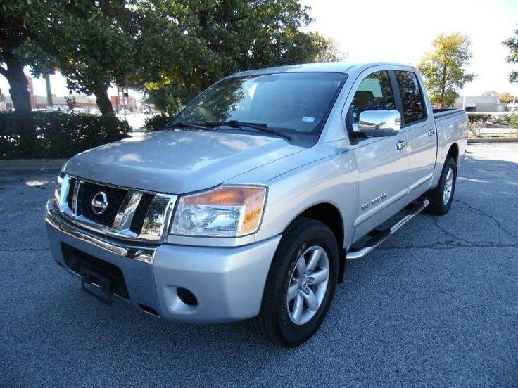 2008 Nissan Titan CREWCAB SE $12848 http://www.ecarspro.com/inventory/view/9590824