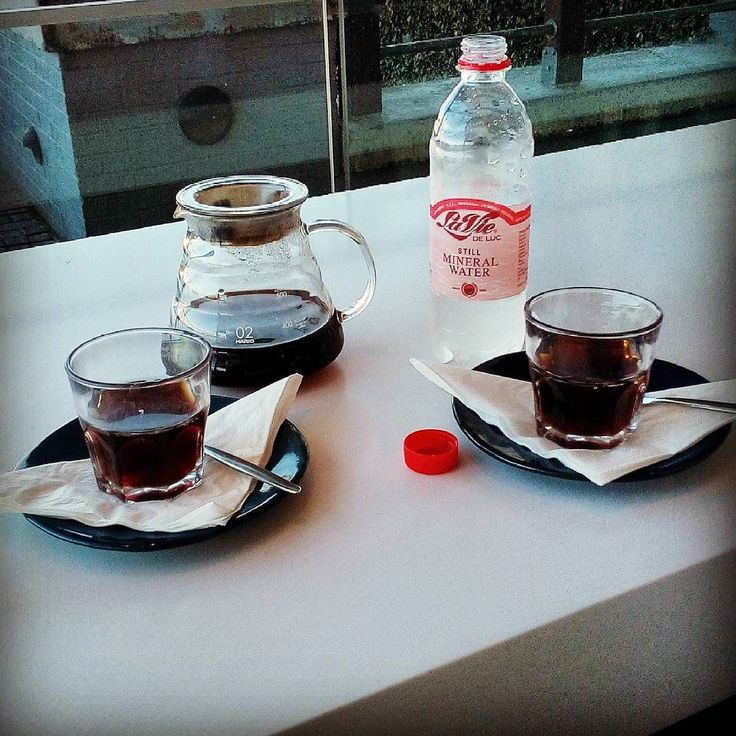 Enjoying a Guatemala #v60 for two at the #v&a #waterfront - #coffee #capetown