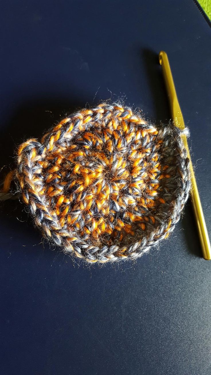 Crazy fall weather, a cup of coffee and new yarn makes for a great morning!  New mini slouch almost ready and available!