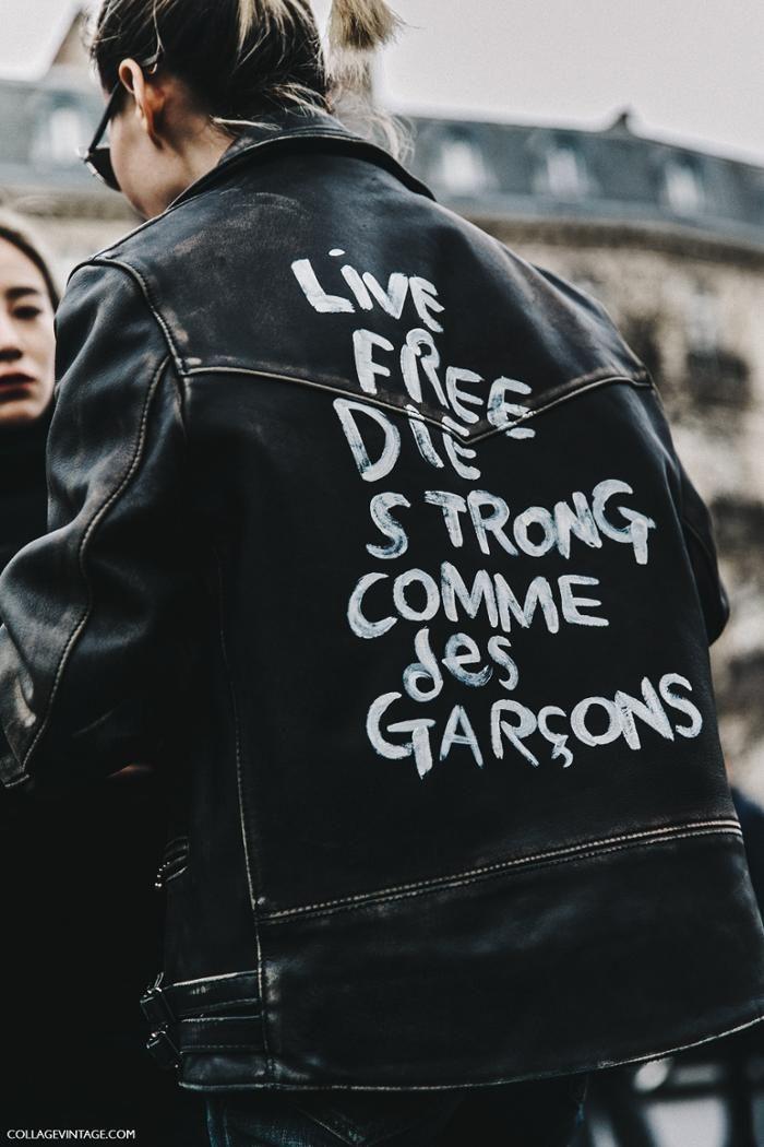 Comme des Garçons, Live Free Die Strong