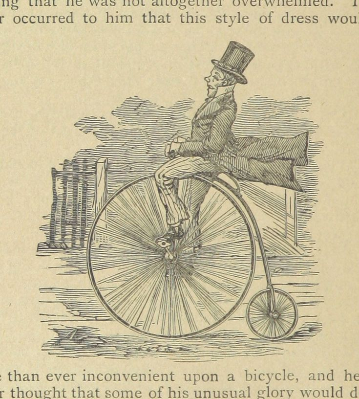 Image taken from page 68 of 'Romances of the Wheel, a collection of romantic cycling tales. By W. J. C., an old rider [i.e. W. J. Coppen]'   da The British Library