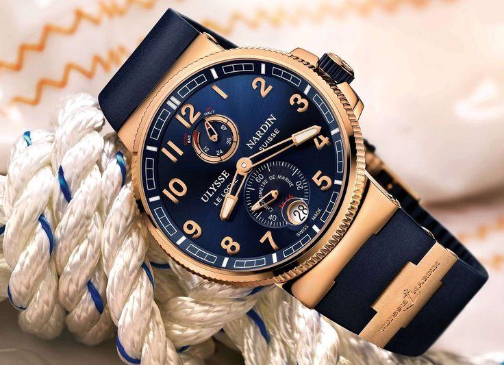 Nautische Uhren – für den stilvollen Yachteigner!  Eine Uhr spiegelt wie kaum ein anderes Accessoire den Stil und die Persönlichkeit ihres Trägers wieder.  Mit unseren Nautischen Uhren positionieren Sie sich als passionierter...