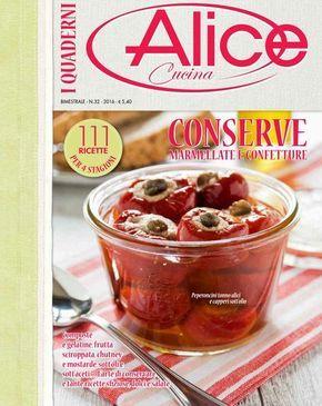 I Quaderni di Alice Conserve Marmellate Confetture