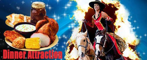 Dolly Parton's Dixie Stampede Dinner & Show - Branson, MO   *****MUST DO