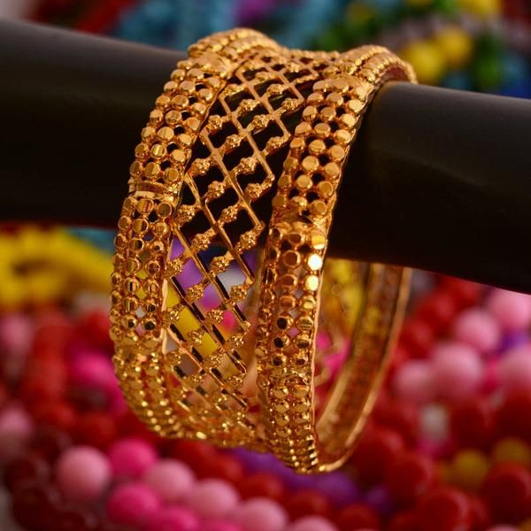 Golden bangle kada Image