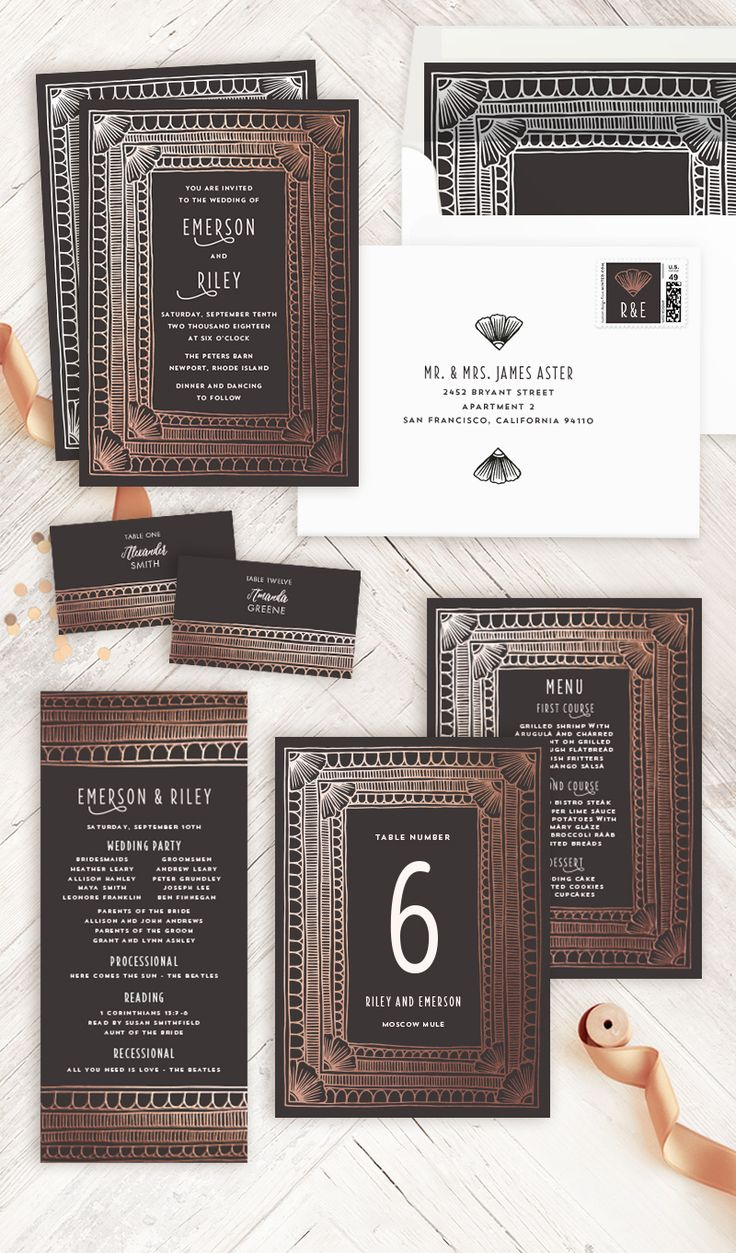 love quotes for invitations%0A Illustrate your love with an elegant hand drawn geometric wedding invitation  by Minted artist Katharine Watson