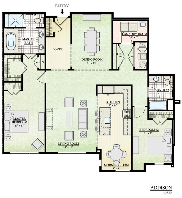Addison - For more information on pricing and building availability  visit our web site>>
