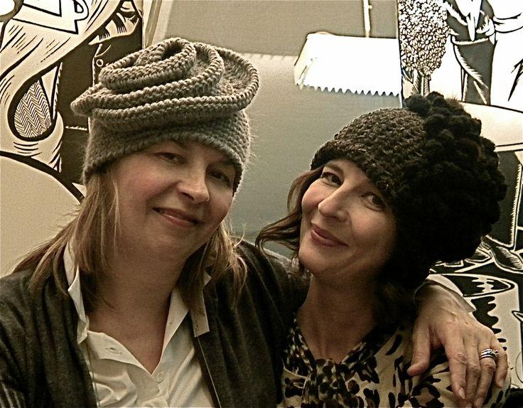 Elena Masut ed Elisa Savi, stiliste di Capplé