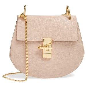 Chloe 'Drew' Leather Crossbody Bag