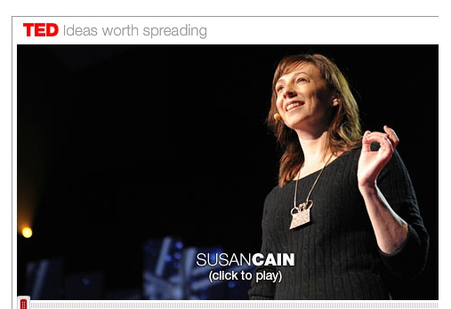 #Book Review: Quiet, by Susan Cain - I want to read this.