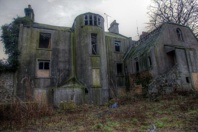 Houses On Pinterest Abandoned Abandoned Houses And Creepy Houses
