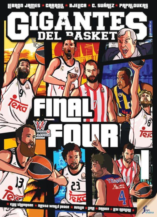 gigantes euroleague final four