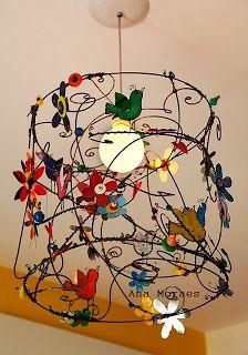 Lustre OBA  www.ana-moraes.blogspot.com