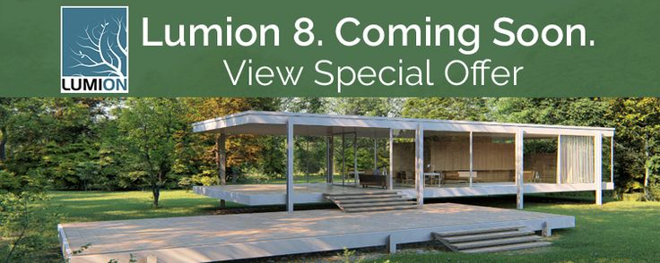 Lumion 8 is Coming… New Promotional Offer