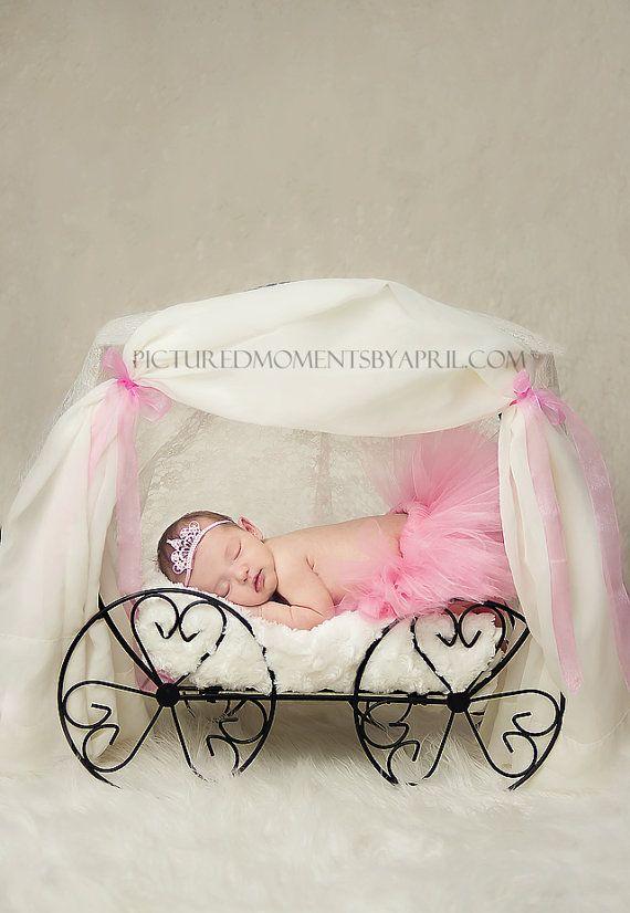 Newborn Girl Tutu Photography